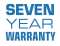 Fantech Fans 7 Year Warranty