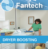Fantech Dryer Boosting Boosters